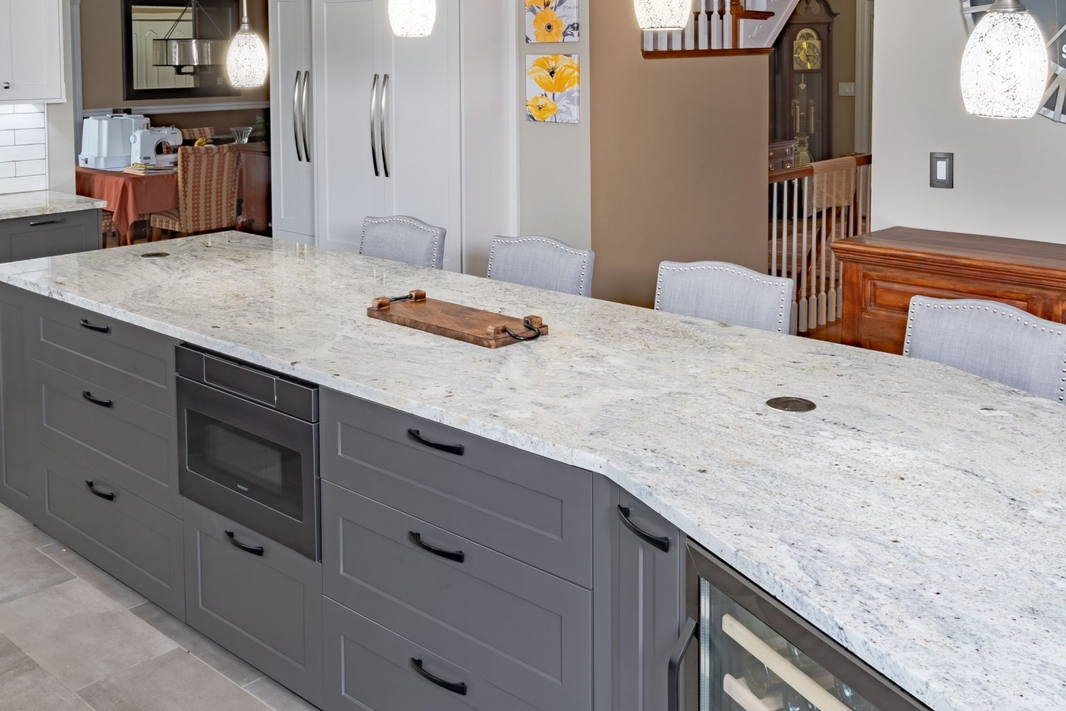 Countertop Gallery - Empire Custom Cabinets & Countertops